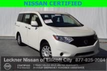 2013 Nissan Quest S
