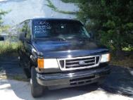 2006 Ford E-Series Wagon 15 Passenger