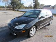 2002 Ford Focus ZX3