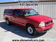 1998 GMC Sonoma SLS Ext. Cab 2WD