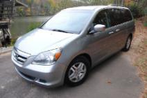 2006 Honda Odyssey EX-L w/DVD