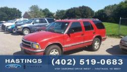 1996 Chevrolet Blazer Base