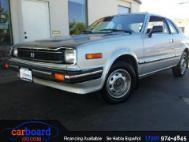 1982 Honda Prelude Base