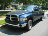 2005 Dodge Ram 1500 SLT 2dr Regular Cab 4WD LB