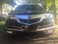 2011 Acura MDX SH-AWD w/Advance