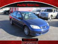 2005 Honda Civic LX Special Edition