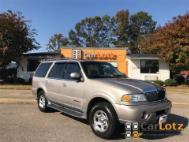 2002 Lincoln Navigator Base