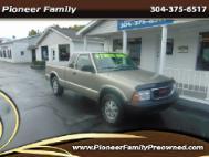 2002 GMC Sonoma Ext. Cab 4WD