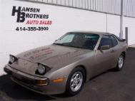 1985 Porsche 944 Base
