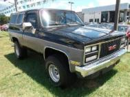 1989 GMC Jimmy Base