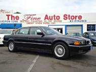 1996 BMW 7 Series 740iL
