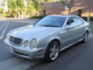 2002 Mercedes-Benz CLK-Class CLK430