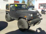 1994 Jeep Wrangler SE 4WD
