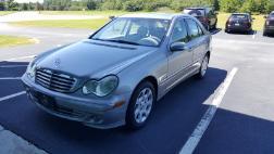 2005 Mercedes-Benz C-Class C240