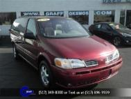 2001 Oldsmobile Silhouette GLS