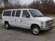 2010 Ford E-Series Wagon E-350 SD XLT