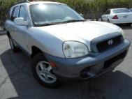 2003 Hyundai Santa Fe Base