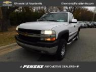 2002 Chevrolet Silverado 2500HD Base