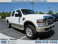 2010 Ford Super Duty F-250 King Ranch