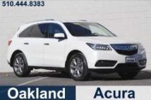 2014 Acura MDX w/Advance w/RES