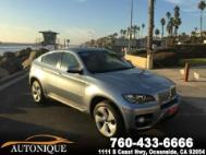 2010 BMW X6 ActiveHybrid X6