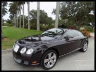 2009 Bentley Continental GT Base