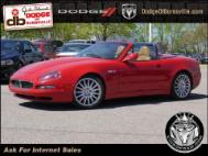 2002 Maserati Spyder GT