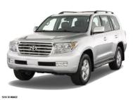 2008 Toyota Land Cruiser Base