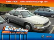 1997 Buick Park Avenue Ultra Supercharged