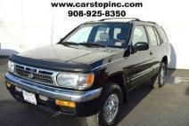 1998 Nissan Pathfinder LE-V6