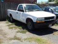 1999 Chevrolet S-10 LS