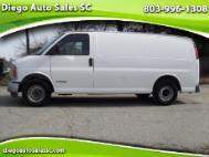 2002 GMC Savana Cargo 1500
