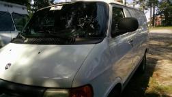 2002 Dodge Ram Cargo