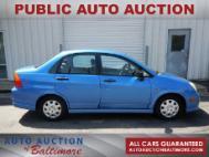 2003 Suzuki Aerio S