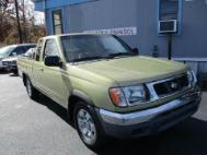 1998 Nissan Frontier XE King Cab