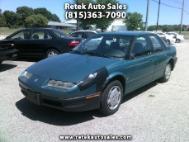 1995 Saturn S-Series SL1