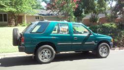 1997 Isuzu Rodeo LS