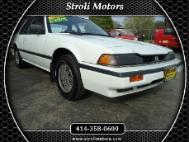 1985 Honda Prelude Si