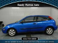2001 Ford Focus ZX3