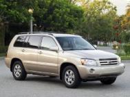 2006 Toyota Highlander Sport