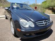 2008 Mercedes-Benz CLK-Class CLK350