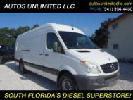 2010 Mercedes-Benz Sprinter Cargo 2500 170 WB