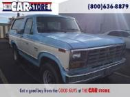 1983 Ford Bronco Base
