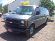 1999 Chevrolet Express G3500