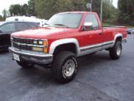 1988 Chevrolet C/K 3500 REG. CAB 4WD