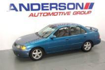 2003 Nissan Sentra GXE