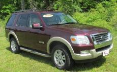 2008 Ford Explorer Eddie Bauer