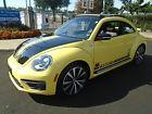 2014 Volkswagen Beetle GSR Hatchback 2-Door