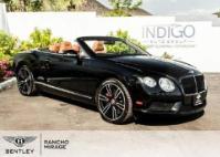2014 Bentley Continental GTC V8 Base