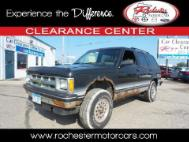 1993 Chevrolet S-10 Blazer Base